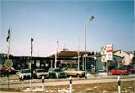 Straßenaufnahme aus den 70ern